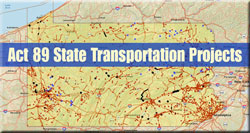 Act 89 State Transportation Projects