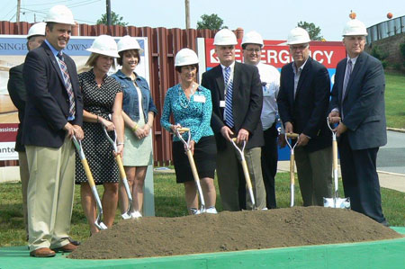 Senator Corman - Geisinger-Lewistown Hospital Groundbreaking
