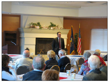 Senator Jake Corman Town Hall Meeting